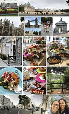 Collage of sights in London Yotam Ottolenghi, Semolina Recipe, Semolina Cake, Sweet Potato Cupcakes, Pistachio Cake, Cardamom Powder, Dried Rose Petals, Almond Cakes, Food Cakes