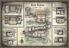 Tomb of Annihilation; Kir Sabal - 5E (Digital DM & Player Versions) $2