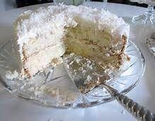 Grandma's Vintage Recipes: PRIZE-WINNING COCONUT CAKE