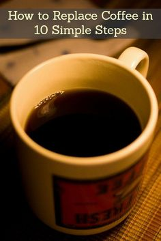 When I decided to give up coffee recently, I believe I was able to stop drinking it quiteeasily because I had the three things from my previous post on how to replace coffee with healthier alternativesin place. Firstly, I knew I'd been addicted to coffee for many years and admitted that to myself. To my […]