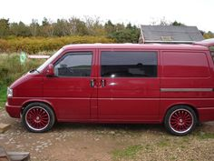 Post a pic of your Van here, if you want it in the Gallery ! - Page 6 - VW T4 Forum - VW T5 Forum