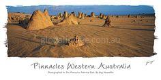 Pinnacles Australia / GIA010