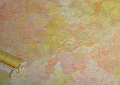 'Ice-cream for love': proofing swatch 'Ice-cream for love': proofing swatch printed by Spoonflower on basic combed cotton. Ice-cream swirls in pastel colors.  Original: oil on canvas. © Su Schaefer 2013   Fabric: www.spoonflower.com/fabric/1781860