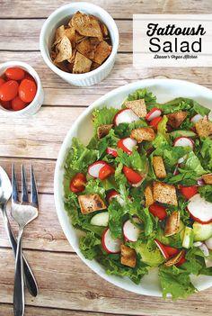 Fattoush Salad >> Di