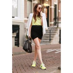 As if we needed another excuse to wear the skirt, this look proves yet another way to style our favorite feminine piece this season! Enhance your overall look with Shoe String King cool shoelaces fitted for the season. Grab a pair of our laces now at www.ShoeStringKing.com!#SSKfemale #nike #neon #sneakers #black #skirt #shades #woman #model #pretty #free #sweet #street #pretty #spring #fashion #style #trend #shoe #shoes #instapic #ootd #instagood #sneakerheads #followme #follow4follow