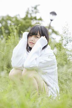 and Kawaii Bomb Japanese Beauty, Japanese Girl, Asian Beauty, Asian Photography, Portrait Photography, Cute Asian Girls, Cute Girls, Japan Outfit, Innocent Girl