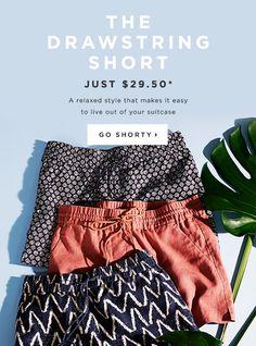 shorts still