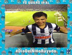 Dante de León Garza #Rayados #DiaDelNinoRayado pic.twitter.com/0BtaCT9CY5
