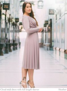 Our innovative designer range allows you to customise our dresses them with a choice of different sleeve options to suit your style, shape & occasion. Designer Bridesmaid Dresses, Designer Dresses, Color Swatches, Custom Dresses, Bodice, Cloud, Midi Skirt, Pure Products, Detail
