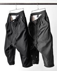"508 Likes, 5 Comments - Tetsutaro_Kato (@loom_osaka_staff) on Instagram: ""[ Wide Trousers. ]…"""
