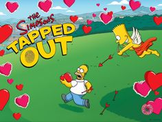 Simpsons Tapped Out - February 2013