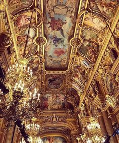 The glorious setting of the @stellamccartney show the Opera Granier. : @edward_enninful #OnTheRoadWithBritishVogue #LookUp #PFW #SS18 via BRITISH VOGUE MAGAZINE OFFICIAL INSTAGRAM - Fashion Campaigns  Haute Couture  Advertising  Editorial Photography  Magazine Cover Designs  Supermodels  Runway Models