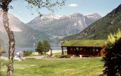 Hütte am Fjord, Foto: Kretschmer