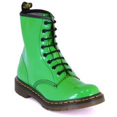 Image Detail for - Dr Martens - 1460 Green Patent £59.99 (£39.99 in dd7656a667