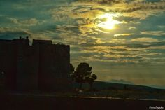 Sunset on Bella Unión, Arteaga, Coahuila, México