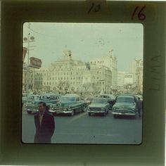 Lima, década de 1950  Foto: Roger Bultot