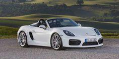 2016 Porsche Boxster Spyder  Photo