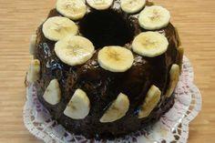 Jak upéct banánovou bábovku   recept