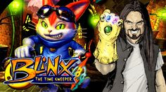 Today I check out a forgotten mascot of the Original Xbox who tried to pave the way for '4D Gaming' yet somehow just didn't stand out in: Blinx The Timesweeper!  - - - - - - - - - - - - - - - - - - - - - - - - - - - - - - - - - - - - - - - - - - - - - - - -  Hi there! My name's Andy and on YouTube I'm known as Triple G (Grizzly Guernsey Gamer).  I make videos on video games ranging from Retrospectives, Reviews, Gripes, Comedy Vids and more!  So if it's your first time on the channel and you…