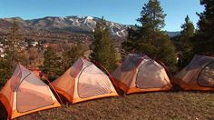 Big Agnes : Ultralight : Fly Creek Tent Series by Erin McDaniel Media
