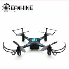 Eachine H8 3D Mini 2.4G 4CH 6Axle Inverted Flight One Key Return RC Quadcopter RTF  #Quadcopters #TheDroneHut #AerialPhotography #Drone #Travel