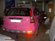 Pink Honda CRV    #hondaCRV #Honda #HondaCars