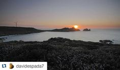 #Faro  + #atardecer  + #CostaDaMorte  =  #SienteGalicia Foto  de @davidespada7 ➡ Descubre más en http://www.sientegalicia.com/ #Galicia