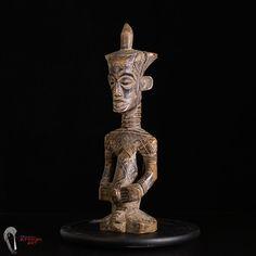 Discover African Art : Wood Dengese Ndengese Figure