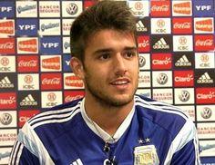 Tiago Casasola.Selección Argentina Campeón Sudamericano Sub-20 Uruguay 2015.