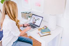 Check out these Ladies Who Laptop: the minds behind Style Me Pretty