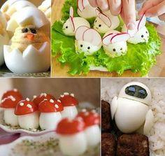 Egg Ideas!