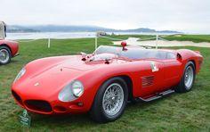 1961 Ferrari 250 TRI61 Fantuzzi Spider 0792TR