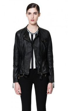 Cool Double Breasted Leather Jackets-$36.90 FREE SHIPPING