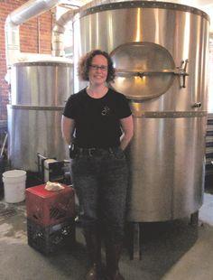 Megan Parisi Named Head Brewer Of New D.C. Brewery http://bsj.me/tg
