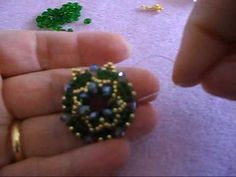 tutorial orecchini (earrings)  Melissa ~ Seed Bead Tutorials