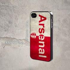 arsenal football club Iphone 4 Case | merchfire - Accessories on ArtFire