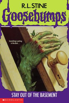 R L Stine Goosebumps #2 - Stay Out of the Basement