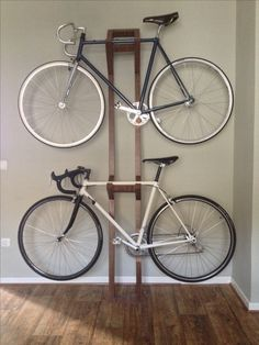 Garage Bike Storage Ideas Diy, Bike Storage Garage Ideas, Road Bike Storage Id.