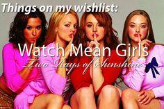 Watch Mean Girls
