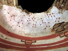 1,000 year old Chinese tomb reveals murals, stars & poetry