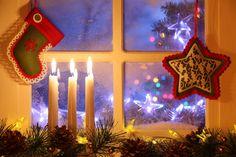 6 Christmas windows - 6 karácsonyi ablak - Megaport Media