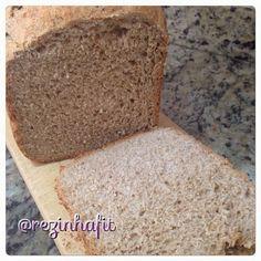 Mais um pãozinho 100% integral que ficou divino!!!! Suuuuuuuper fofinho e muito saboroso!!!           Ingredientes.   1/2 copo de água...