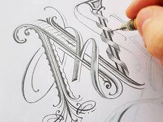 Daily doodling by Mateusz Witczak