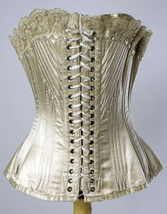 1887 French Corset  Metropolitan Museum of Art  http://www.metmuseum.org/Collections/search-the-collections/80007999?rpp=60=1=*=Corsets=33#