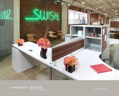 JSI, furniture for business interiors - Showrooms - Jasper Group Brand