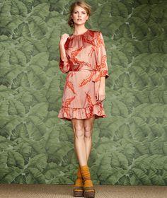Davenport dress from L.L. Bean (!)