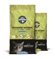 This is the BEST litter ever. Read my review http://sandpipercat.blogspot.com/2013/09/reviewgiveaway-new-worlds-best-cat.html