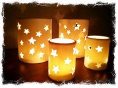 Sternteelichter von Bloomingville gibts auf www.dekomagie.de