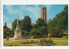 Greyfriars Tower & Gardens King's Lynn Old Postcard Garden King, Tower Garden, Old Photographs, Old Postcards, See It, Norfolk, Great Britain, Worlds Largest, United Kingdom