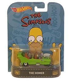 Hot Wheels Retro Entertainment Diecast The Homer Vehicle http://order.sale/tRSf (via Amazon)